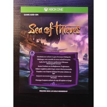 Sea of Thieves Ferryman set DLC add-on dodatek