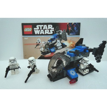 LEGO 7667 Star Wars Imperial Dropship
