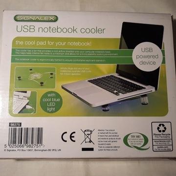 USB notebook cooler - podkładka chłodząca