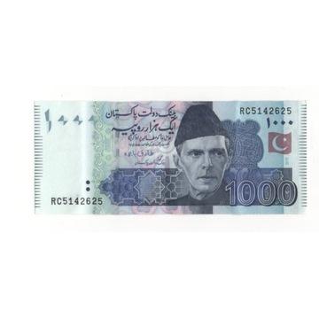 Pakistan 1000 rupii
