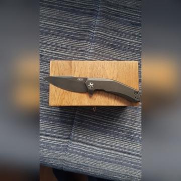 Nóż Zero Tolerance 0095BW Super okazja
