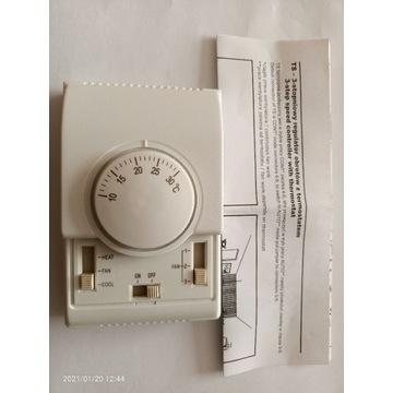 3 Stopniowy regulator obrotów z termostatem