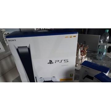 Konsola PS5 / NAPĘD / GWARANCJA / od ręki