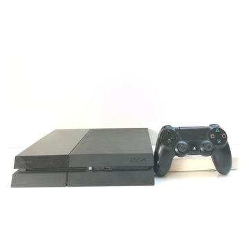 Playstation 4 500 GB + 5 GIER (The Last of Us 2)