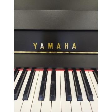 Pianino Yamaha czarne