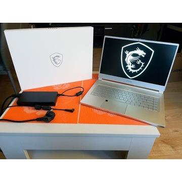 Laptop MSI P65 i7-8750H/16GB/256/Win10 GTX1050Ti