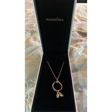 Pandora O zestaw rose certyfikat