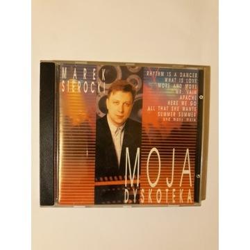 Marek Sierocki Moja dyskoteka son 44 CD UNIKAT