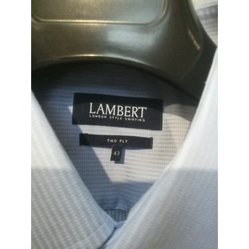 wólczanka lambert 3 koszule 43 44 cena komplet