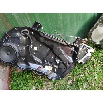 Zamek drzwi podnośnik szyby VW Passat B7