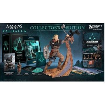 Assassin's Creed Valhalla PS4/PS5 kolekcjonerka