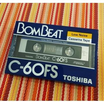 TOSHIBA BOMBEAT C-60FS Japońskie wydanie. 1szt.