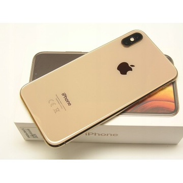 Apple Iphone XS MAX 64 Gb Gold Złoty Rose JAK NOWY