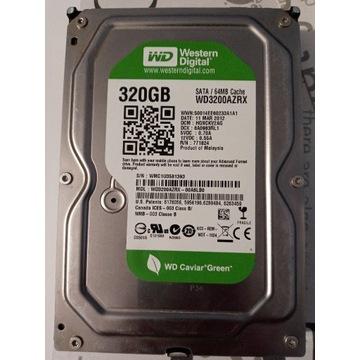 Dysk twardy WD 320 GB HDD SATA III 3.5