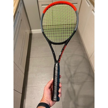 Rakieta tenis Wilson CLASH 100 PRO / TOUR