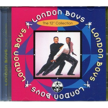 """LONDON BOYS The 12"""" Collection BEST OF"""