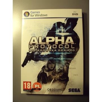 Gra komputerowa PC ALPHA PROCOTOL Gra RPG