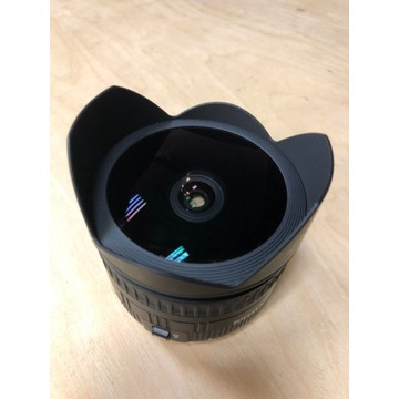Obiektyw Sigma 15mm f/2.8 DG EX Fisheye dla Canon