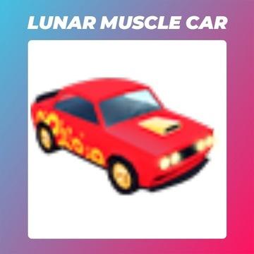 Roblox Adopt Me Lunar Muscle Car