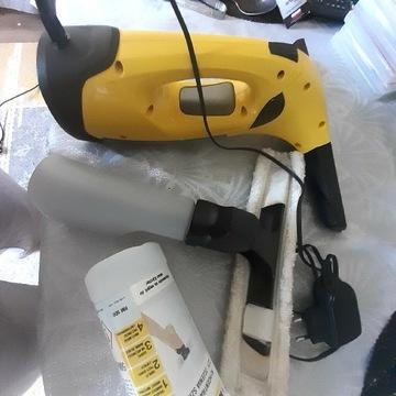 Karcher elektryczna myjka  do okien, zestaw