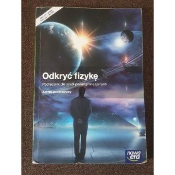 Odkryj fizykę - Podręcznik do fizyki