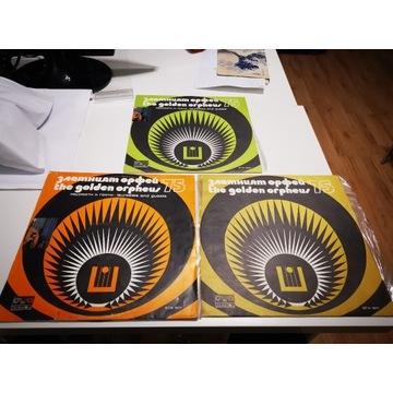 Vinyl - 3x The Golden Orpheus Festival '75