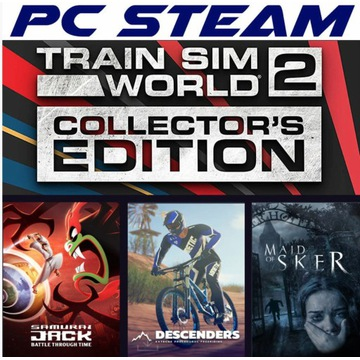 Train Sim World 2 Samurai Jack Descenders 4 GRY PC