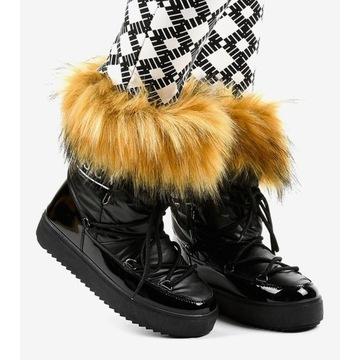 Śniegowce botki kozaki sport