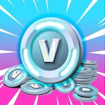 Fortnite 2000 V-dolców gift na twoje konto