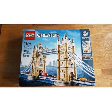 10214 Lego Tower Bridge - Nowy