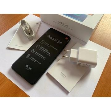 ** NOWY Xiaomi Redmi 9A ** Komplet + faktura **