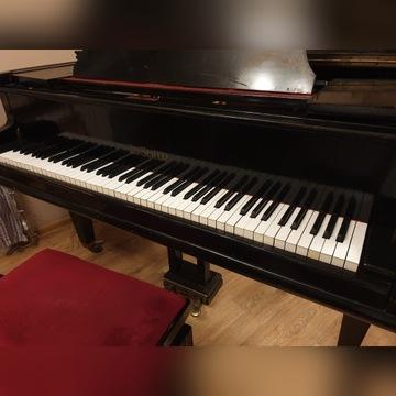 Gabinetowy fortepian Ed. Seiler