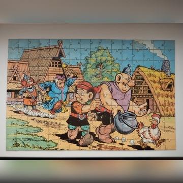puzzle Kajko i Kokosz