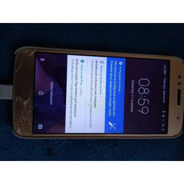 Smartfon Motorola G5S