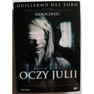 Oczy Julii film na dvd Hiszpania