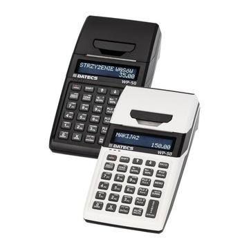 Kasa fiskalna ONLINE DATECS WP-50