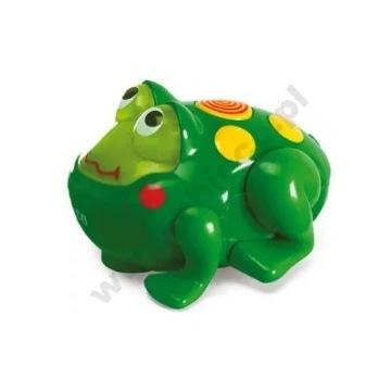 Chicco żaba grająca i rechocząca i jeżdżąca