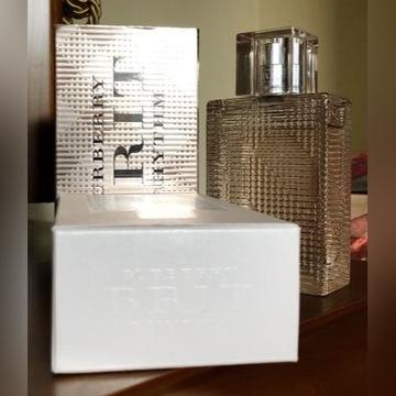 Perfumy Eau de Toilette Burberry Brit Rhytm 50 ml