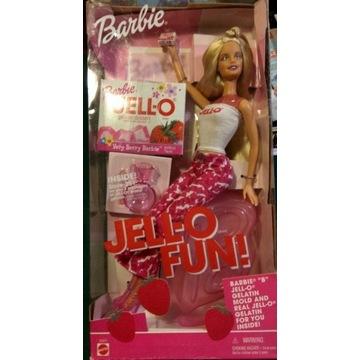 Barbie Jell-O Fun - unikat na Gwiazdkę !