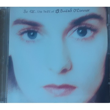 Sinead O'Connor So far...the best of CD