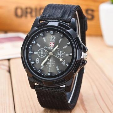 Kwarcowy zegarek męski Licytacja