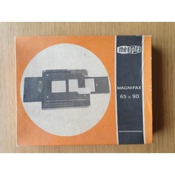 MAGNIFAX 4 - kaseta do reprodukcji / meopta