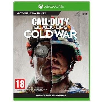 Call of Duty: BO Cold War konto Xbox na własność