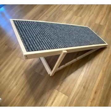 Podest( rampa)dla pieska, np.do kanapy.Regulowany