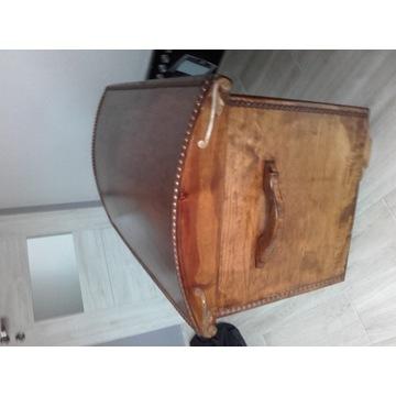 Kufer drewno