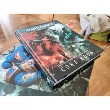 Warhammer 40k Core Book 9th edition SAMODZ. WYD