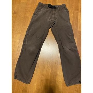 Spodnie wspinaczkowe męskie Prorock - rozmiar S