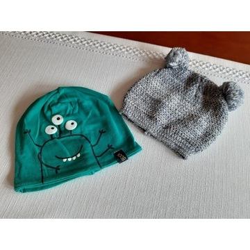 Super czapeczki dla chłopca.