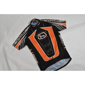 Koszulka rowerowa SCOTT USA ATMOS rozm. XL.