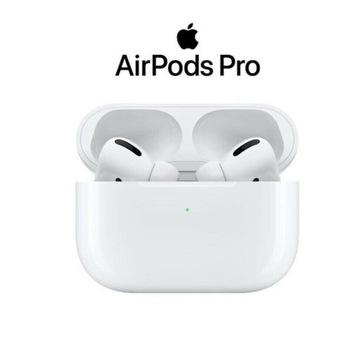 Słuchawki Bezprzewodowe  AirPods Pro  Nowe
